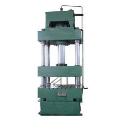 Four Column Hydraulic Machines