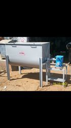 Agarbatti Powder Mixer Machine