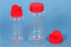 Pet Plastic Spice Jar