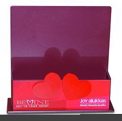 Acrylic Bemine Stand Front