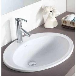 Sanitary wash basins queo alla moda single lever tall for Modern wash basin india