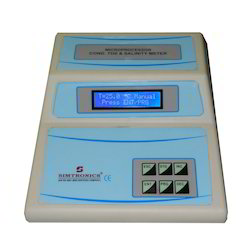 Microprocessor Conductivity / TDS Meter