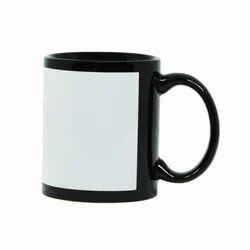 Black Patch Mugs
