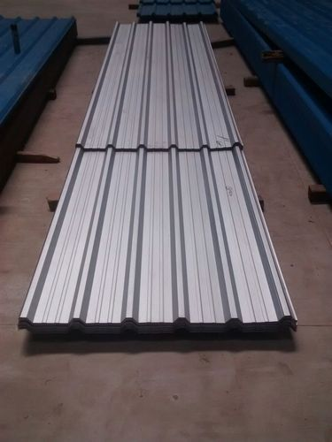 Roofing Sheets Bare Galvalume Trapezoidal Roofing Sheets