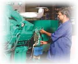 Generators Operation & Maintenance Contract