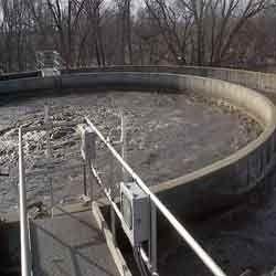 SAFF Technology Based Sewage Treatment Plant