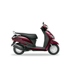 yamaha alpha electric scooter