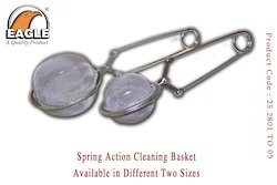 Spring Action Cleaning Baskets Jewellery Making Tools