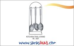 Stainless Steel Kitchen Tool Holder