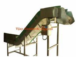 Horizontal Inclined Modular Belt Conveyor