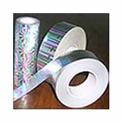 Holographic Security Tapes, Rolls, Reels