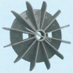 Plastic Fan Suitable For Siemens/Bharat Bijlee 71 Frame Size