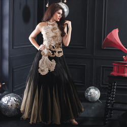 wedding and party wear gown