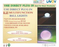 LED PU Plug in Garden Light