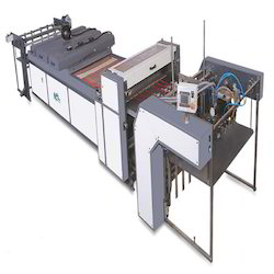 High Speed Roller Coater Machine