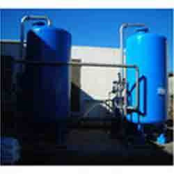 PLC Based Water Treatment Plants
