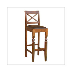 Wooden Bar Chair