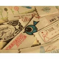 Custom Cotton Tape Printed Label
