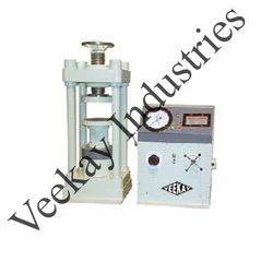 Analogue Compression Testing Machine