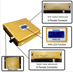 Dual Band Signal Booster