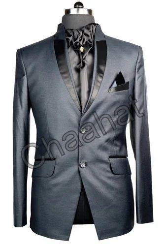 Tuxedo Mens Luxurious Suit