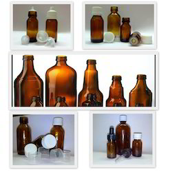 Syrup Glass Bottles