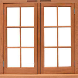 Home seal a window temporarily in monsoons lifehacks for Wood window design image