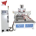 Muti Work Stage Woodworking CNC Machine