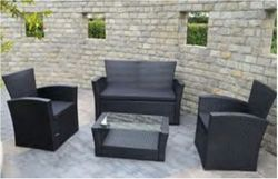 Outdoor Living Room Sofa