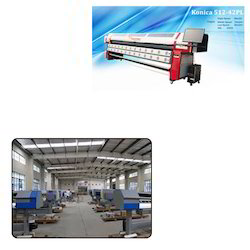 Solvent Printer for Printing Industry