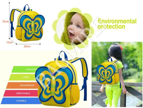 Soft Kids Backpack