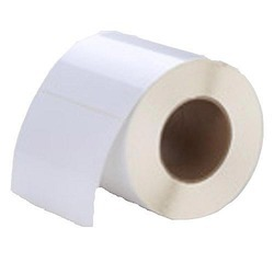 White Polyester Label