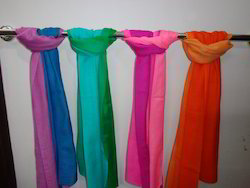 Ombre Dyed Wool Stoles
