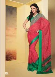 Bollywood Designer Glamorous Printed Sarees