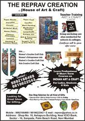 Art & Craft Workshops/ Classes