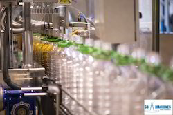 Carbonation and Bottle Filling Machines