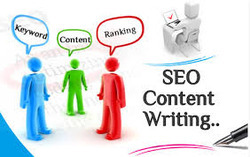 Who is content writer