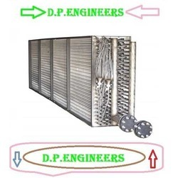 Ammonia Cooling Coils