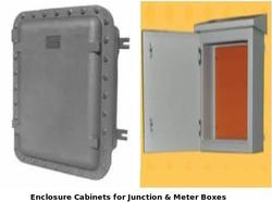 Enclosure Cabinets for Junction & Meter Boxes
