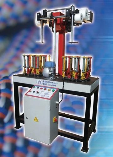 Flat Braiding Machine