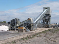 Industrial Material Handling Plant