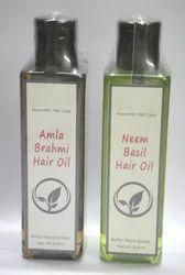 Natural Hair Care Oils