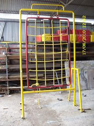 Rope Clamber Play Equipment