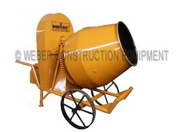 Concrete Mixer Hand Operated