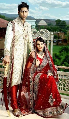Modish Look Wedding Combo