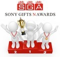 Sony Gifts N Awards