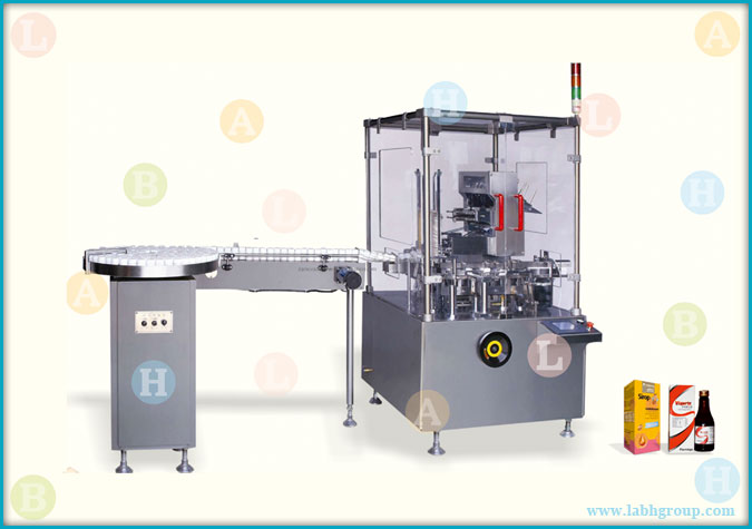 Automatic Folding Carton Packaging Machine for Bottles