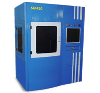 SL450 Rapid Prototyping System