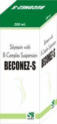 Silymarin with B-Complex Syrup