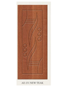 New Teak Regular Door